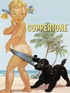 Jodi Foster Coppertone Commercial http://www.destinationhollywood.com/celebrities/jodiefoster/funfeatures_content.shtml