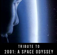 Tribute to 2001: A Space Odyessy