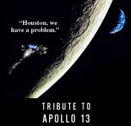 Tribute to Apollo 13