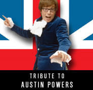 Tribute to Austin Powers