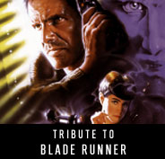 Tribute to Blade Runner