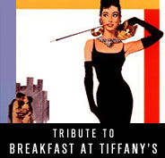 Tribute to Breakfast at Tiffany's