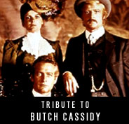 Tribute to Butch Cassidy and the Sundance Kid