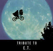 Tribute to ET the Extra-Terrestrial