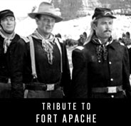 Tribute to Fort Apache