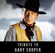 Tribute to Gary Cooper