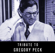 Tribute to Gregory Peck
