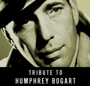 Tribute to Humphrey Bogart