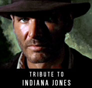Tribute to Indiana Jones
