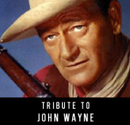 Tribute to John Wayne