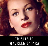 Tribute to Maureen OHara