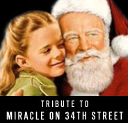 Tribute to Miracle on 34th Street