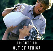 Tribute to Out of Africa
