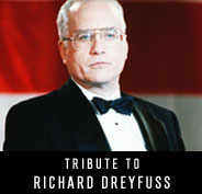 Tribute to Richard Dreyfuss