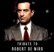 Tribute to Robert De Niro