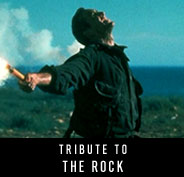 Tribute to The Rock