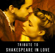 Tribute to Shakespeare in Love