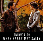Tribute to When Harry Met Sally